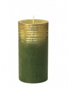 Candela rustica Verde con...