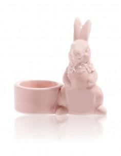 Portacandela coniglietto