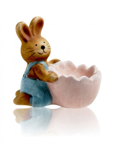 Portacandela coniglio