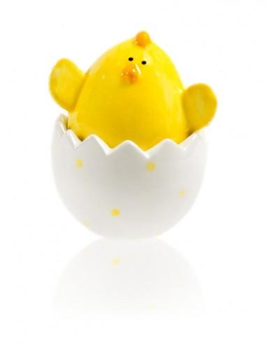 Portacandela uovo pulcina