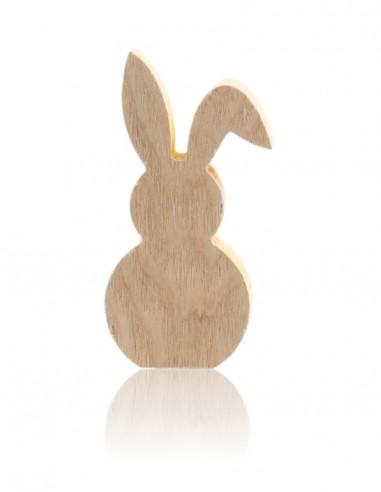 Coniglietto legno