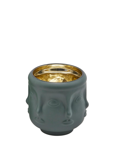 """Porta tealight design """"Facce"""""""